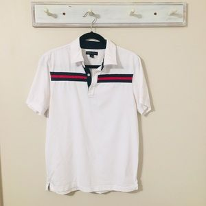 Banana Republic Fitted Polo